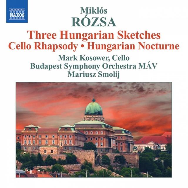 Music of Miklós Rózsa